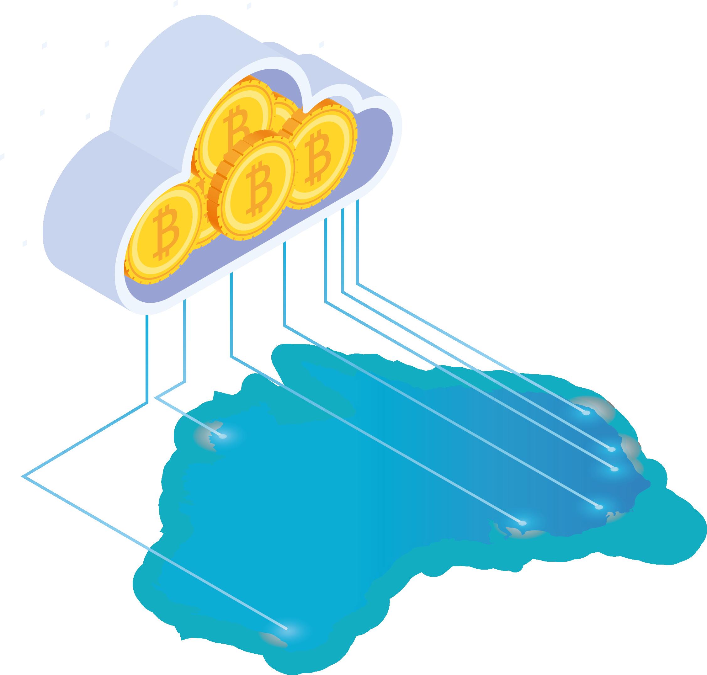 Crypto backed loans throughout Australia